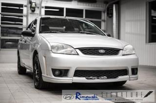 Used 2007 Ford Focus ZX4 chez Rimouski Hyundai for sale in Rimouski, QC