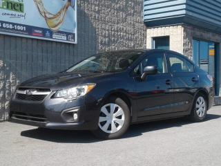 Used 2013 Subaru Impreza 48$/sem*bluetooth*awd*a/c for sale in Richelieu, QC