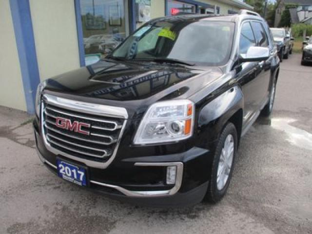 2017 GMC Terrain ALL-WHEEL DRIVE SLE-2 EDITION 5 PASSENGER 2.4L - ECO-TEC.. HEATED SEATS.. PIONEER AUDIO.. BACK-UP CAMERA.. BLUETOOTH SYSTEM..
