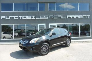 Used 2011 Nissan Rogue S- AUTOMATIQUE -GARANTIE PROPULSEUR 6 MOIS 6000K for sale in Québec, QC