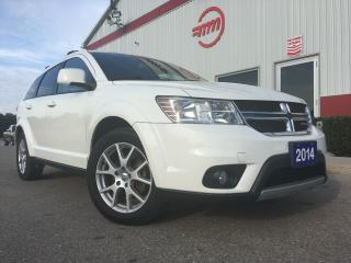 Used 2014 Dodge Journey Limited for sale in Tillsonburg, ON