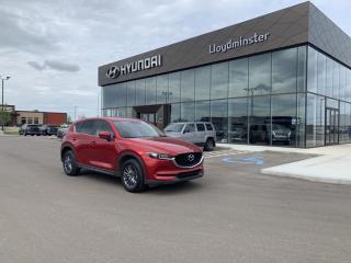 Used 2017 Mazda CX-5 GX for sale in Lloydminster, SK