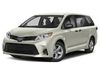 New 2020 Toyota Sienna XLE for sale in Moncton, NB