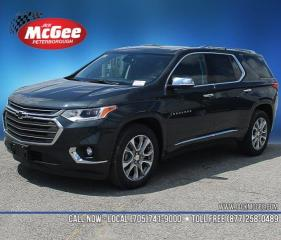Used 2019 Chevrolet Traverse Premier for sale in Peterborough, ON