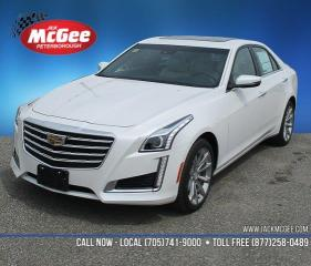 Used 2019 Cadillac CTS 2.0L Turbo Luxury for sale in Peterborough, ON
