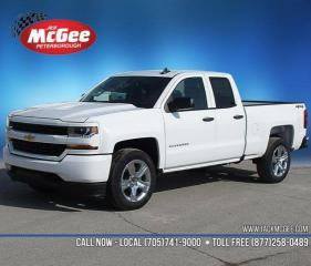 Used 2019 Chevrolet Silverado 1500 LD Silverado Custom for sale in Peterborough, ON