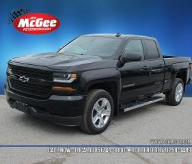 New 2019 Chevrolet Silverado 1500 LD Silverado Custom for sale in Peterborough, ON
