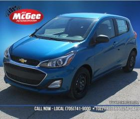 New 2019 Chevrolet Spark LS Manual for sale in Peterborough, ON