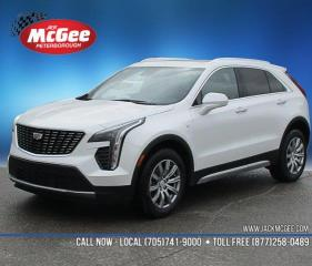 New 2019 Cadillac XT4 Premium Luxury for sale in Peterborough, ON