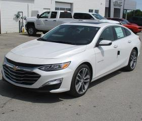 Used 2019 Chevrolet Malibu Premier for sale in Peterborough, ON