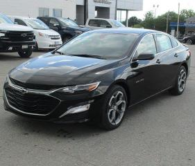 New 2019 Chevrolet Malibu RS for sale in Peterborough, ON