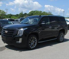 Used 2020 Cadillac Escalade LUXURY for sale in Peterborough, ON