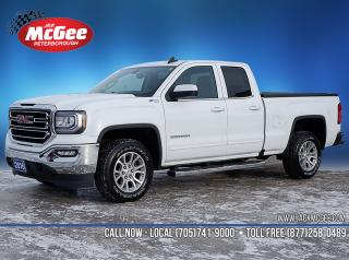Used 2016 GMC Sierra 1500 SLE 5.3L, Z71, Htd Clth Bench, Trailering Pkg for sale in Peterborough, ON
