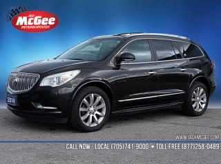 Used 2014 Buick Enclave Cuir 3.6L, Htd Ltr Bkts, Sunroof, NAV, Bose, 20