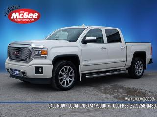 Used 2015 GMC Sierra 1500 Denali 5.3L, Full Feat Bkts, Roof, NAV, Bose, x2 Tires for sale in Peterborough, ON