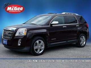 Used 2011 GMC Terrain SLT-2 3.0L, Htd Ltr Bkts, Sunroof, Rmt Start, Pwr LiftG, 18