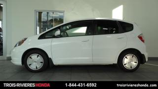Used 2009 Honda Fit LX for sale in Trois-Rivières, QC