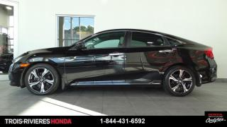 Used 2016 Honda Civic Touring for sale in Trois-Rivières, QC