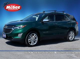 Used 2018 Chevrolet Equinox Premier for sale in Peterborough, ON