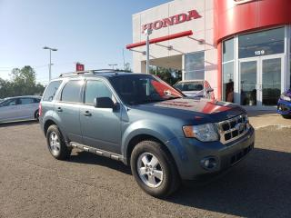 Used 2010 Ford Escape XLT *JAMAIS ACCIDENTÉ *BAS MILLAGE* for sale in Donnacona, QC