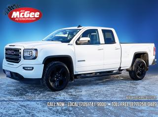 Used 2017 GMC Sierra 1500 SLE Z71, Htd Bkts, Elevation Pkg for sale in Peterborough, ON