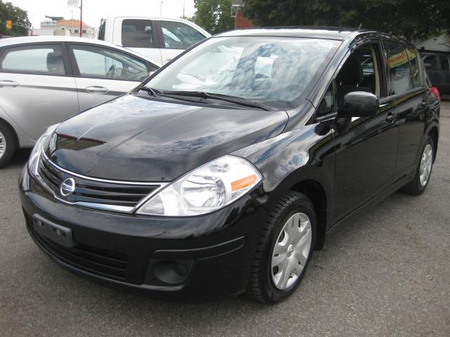 2011 Nissan Versa 1.8 S 4cyl Auto FWD AC PL PM PW