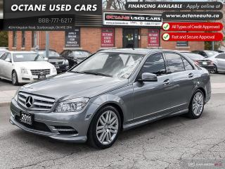 Used 2011 Mercedes-Benz C-Class C 250 Accident Free for sale in Scarborough, ON