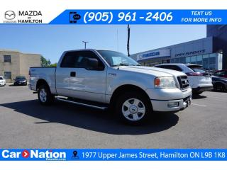 Used 2005 Ford F-150 STX | AS-TRADED | CRUISE CONTROL | A/C | ALLOYS for sale in Hamilton, ON