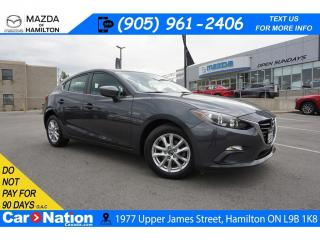 Used 2015 Mazda MAZDA3 GS | 6 SPEED | REAR CAM | BLUETOOTH | ALLOYS for sale in Hamilton, ON