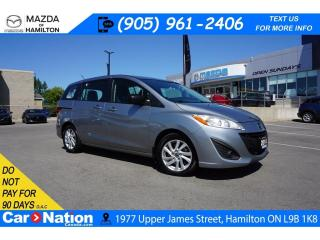 Used 2014 Mazda MAZDA5 GS | CRUISE CONTROL | 6 PASSENGER | SLIDING DOORS for sale in Hamilton, ON