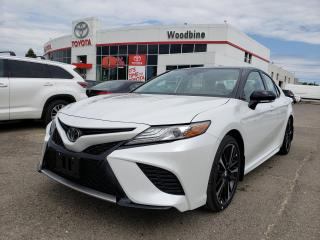 New 2019 Toyota Camry XSE for sale in Etobicoke, ON