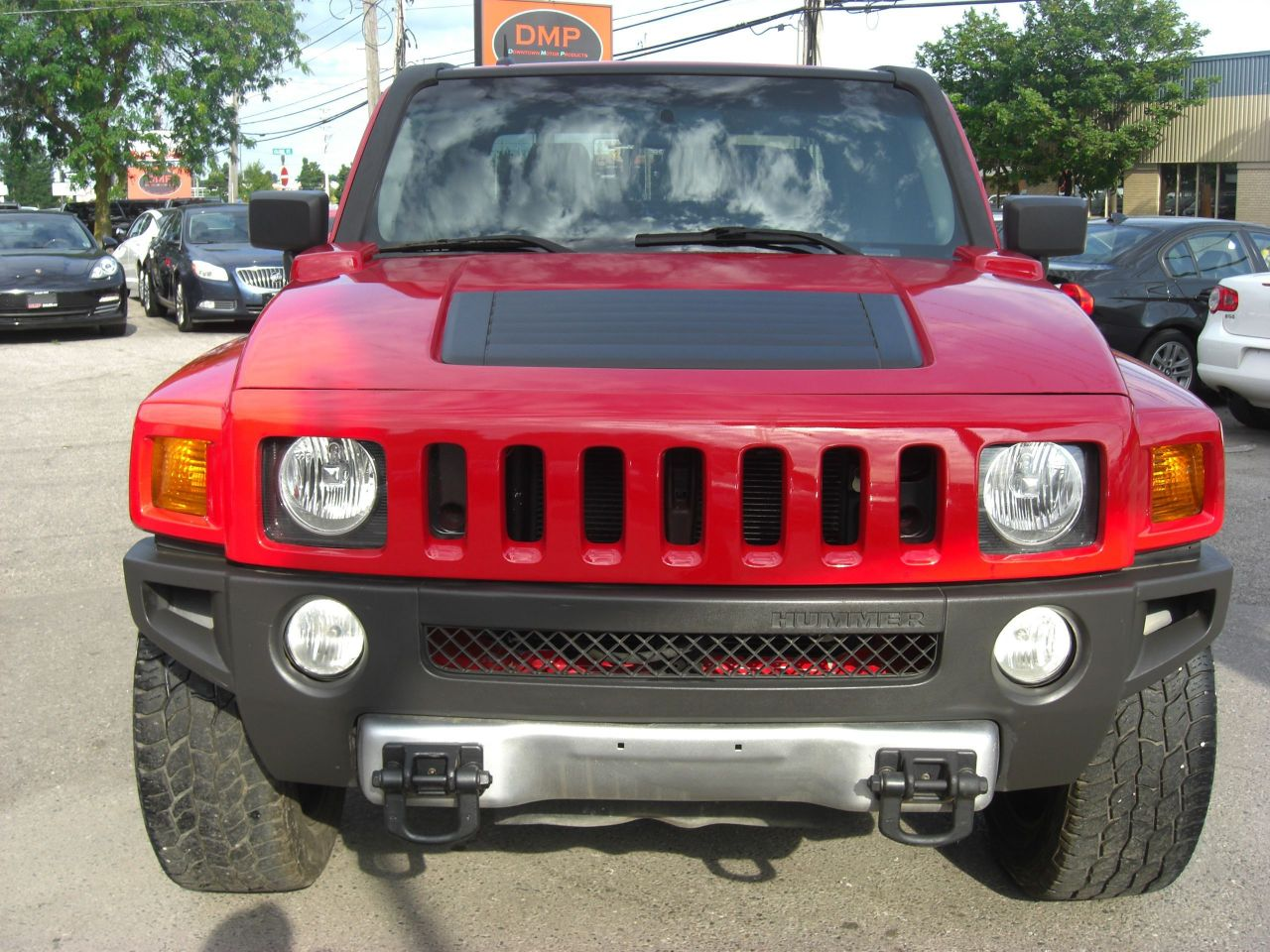 2009 Hummer H3   Downtown Motor Products