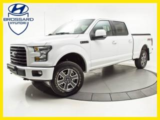 Used 2016 Ford F-150 fx 4 CREW CAB, NAV, CAM DE RECUL for sale in Brossard, QC