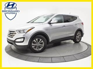 Used 2013 Hyundai Santa Fe Sport LUXURY, TOIT PANO, CUIR, CAM DE RECUL for sale in Brossard, QC