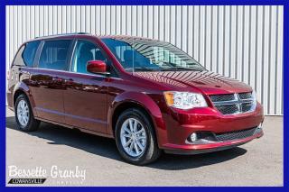Used 2019 Dodge Grand Caravan SXT Premium Plus +DVD, Navigation+ for sale in Cowansville, QC