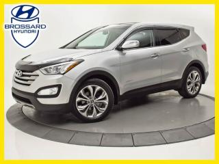 Used 2013 Hyundai Santa Fe Sport 2.0T SE, CAM DE RECUL, CUIR, TOIT PANO for sale in Brossard, QC