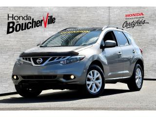 Used 2011 Nissan Murano SL AWD  Attente Approbation for sale in Boucherville, QC