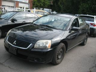 Used 2009 Mitsubishi Galant ES for sale in Scarborough, ON