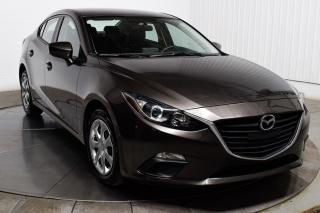 Used 2016 Mazda MAZDA3 Gx A/c Camera De for sale in St-Hubert, QC