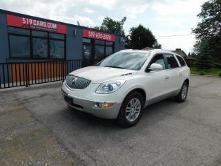 Used 2009 Buick Enclave CX|7 PASSENGER|LEATHER|SUNROOF for sale in St. Thomas, ON