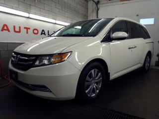Used 2016 Honda Odyssey EX w-RES DVD CAMERA PORTES ÉLEC. **28,000KM** for sale in St-Eustache, QC