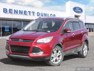 Used 2014 Ford Escape Titanium for sale in Regina, SK