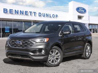 Used 2019 Ford Edge Titanium for sale in Regina, SK