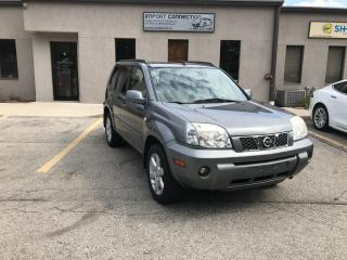 Used 2006 Nissan X-Trail BONAVISTA ED., ONE OWNER,NO ACCIDENTS ,MINT CONDIT for sale in Burlington, ON