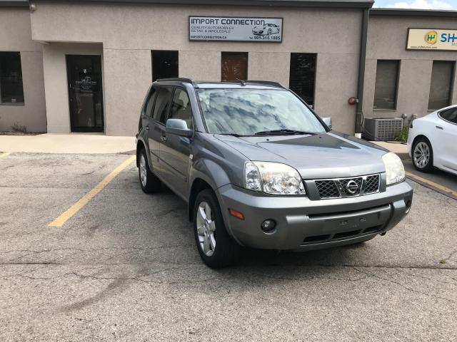 2006 Nissan X-Trail BONAVISTA ED., ONE OWNER,NO ACCIDENTS ,MINT CONDIT
