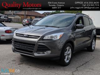 Used 2014 Ford Escape SE for sale in Etobicoke, ON