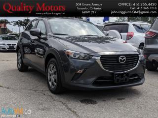 Used 2017 Mazda CX-3 GX  NAVIGATION for sale in Etobicoke, ON