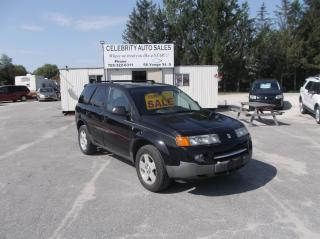 Used 2004 Saturn Vue AWD for sale in Elmvale, ON