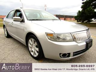 Used 2009 Lincoln MKZ 3.5L - FWD for sale in Woodbridge, ON
