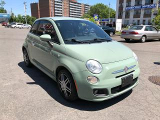 Used 2012 Fiat 500 Sport for sale in York, ON